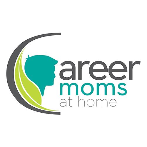 Career Moms at Home Logo Design