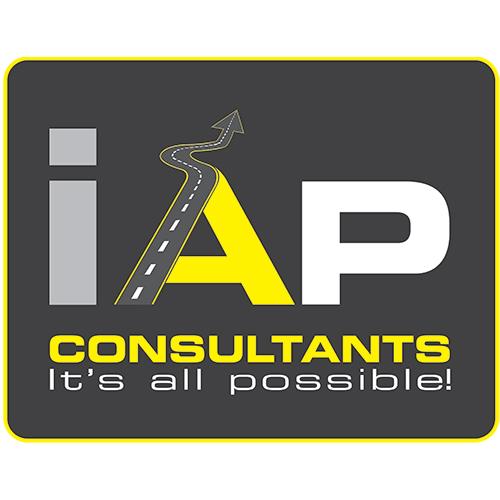 IAP Consultants Logo Design