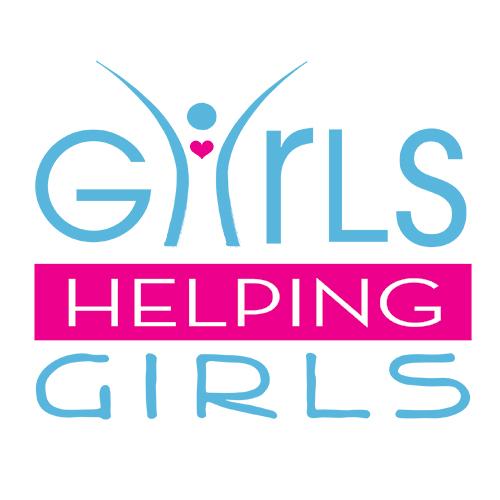 Girls Helping Girls Logo Design