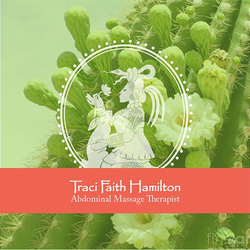 Traci Faith Hamilton Logo Design